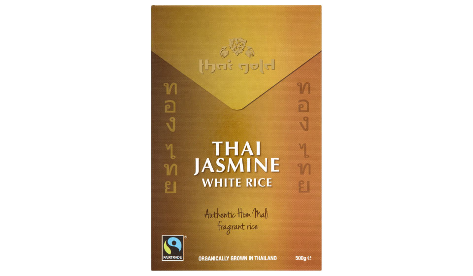 Thai Jasmine White Rice