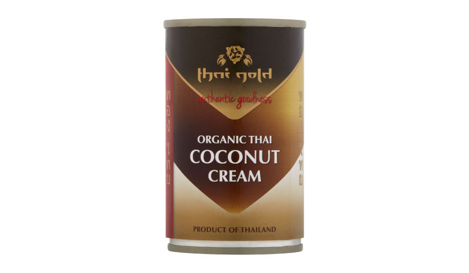 Organic Thai Coconut Cream
